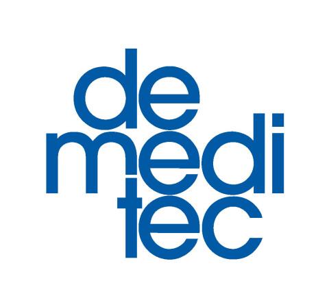 Meilenstein - Demeditec-Logo 2017